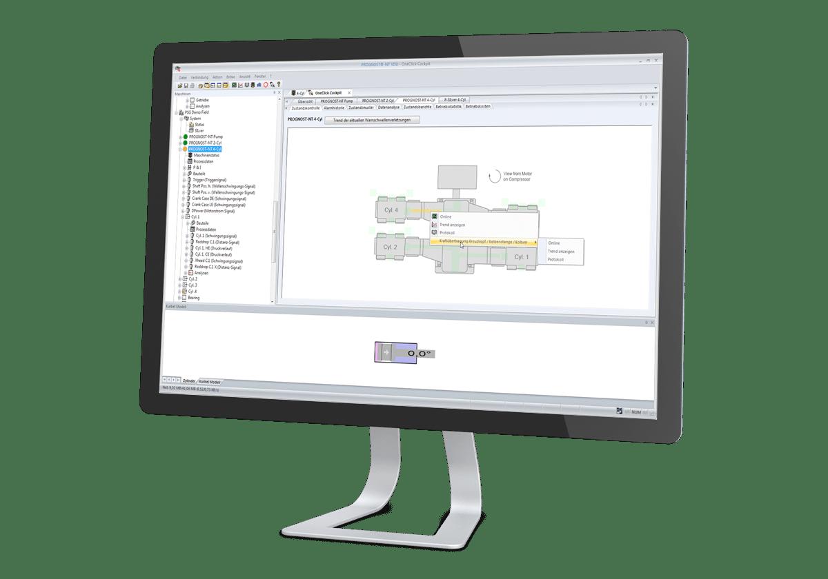 PROGNOST®-NT software