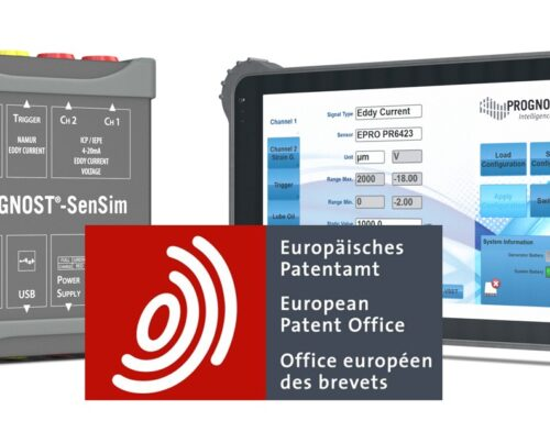Sensor-Simulator PROGNOST®-SenSim patentiert