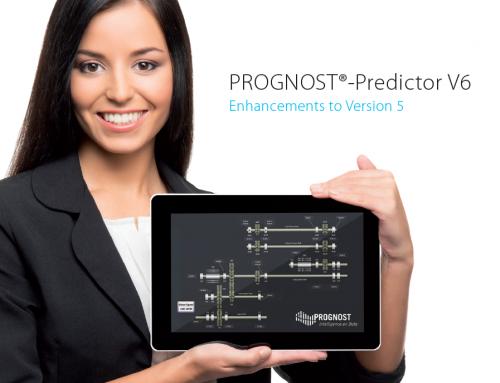 PROGNOST®-Predictor Upgrade V6