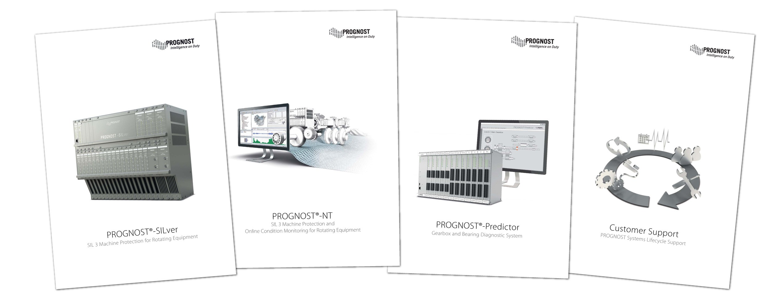 Brochures for PROGNOST Products
