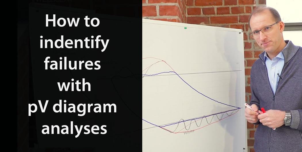 How to indentifiy failures with pV diagram analyses