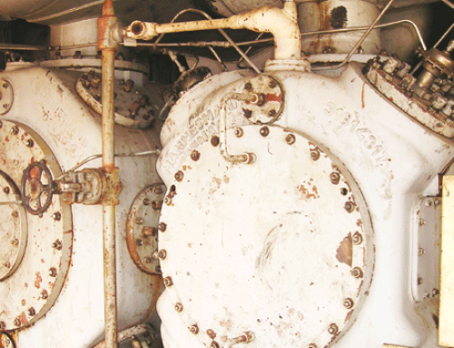 Condition Monitoring on a reciprocating compressor in a shale oil plant